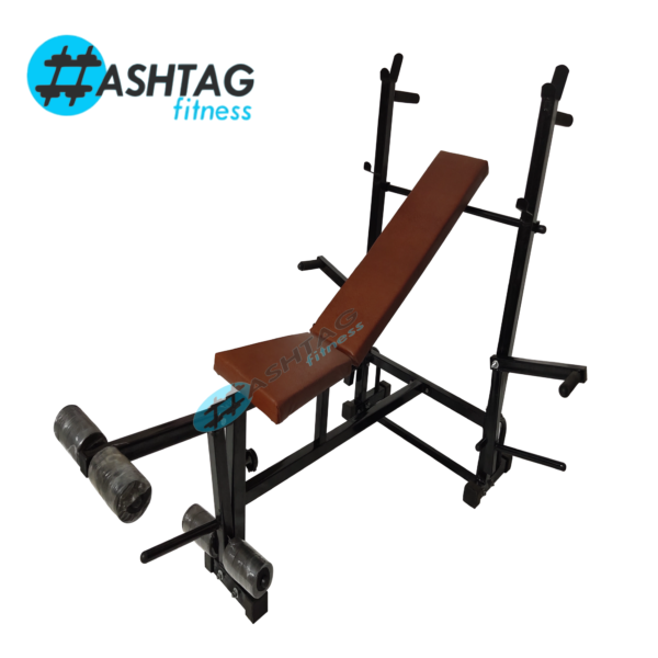 8 in 1 gym bench
