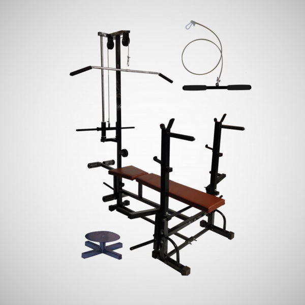 20in1 gym bench