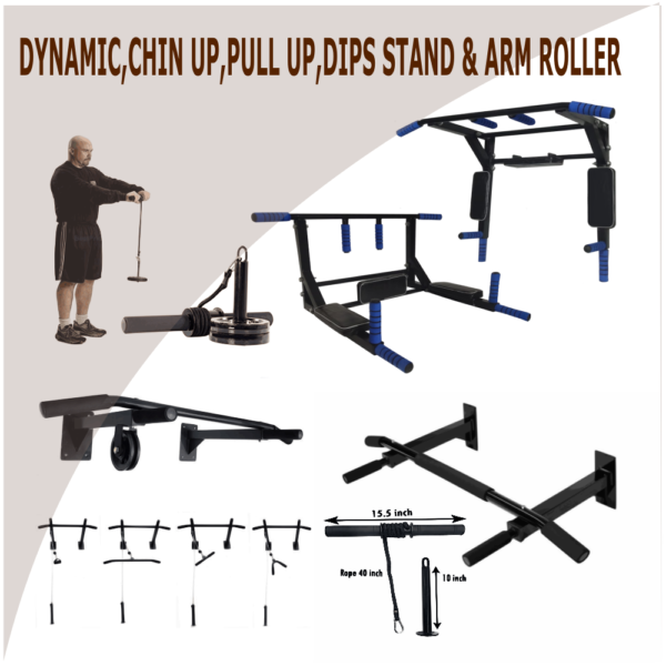 Chin up,Pull up and Dips stand,hanging bar
